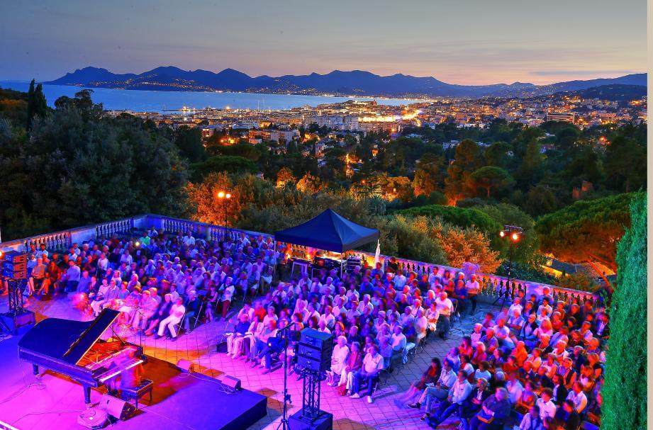 Après l'ouverture jeudi soir, trois concerts ont encore lieu jusqu'à dimanche.