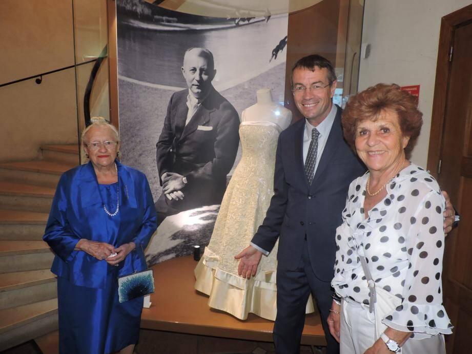La griffe de Christian Dior présente pour toujours à Montauroux.