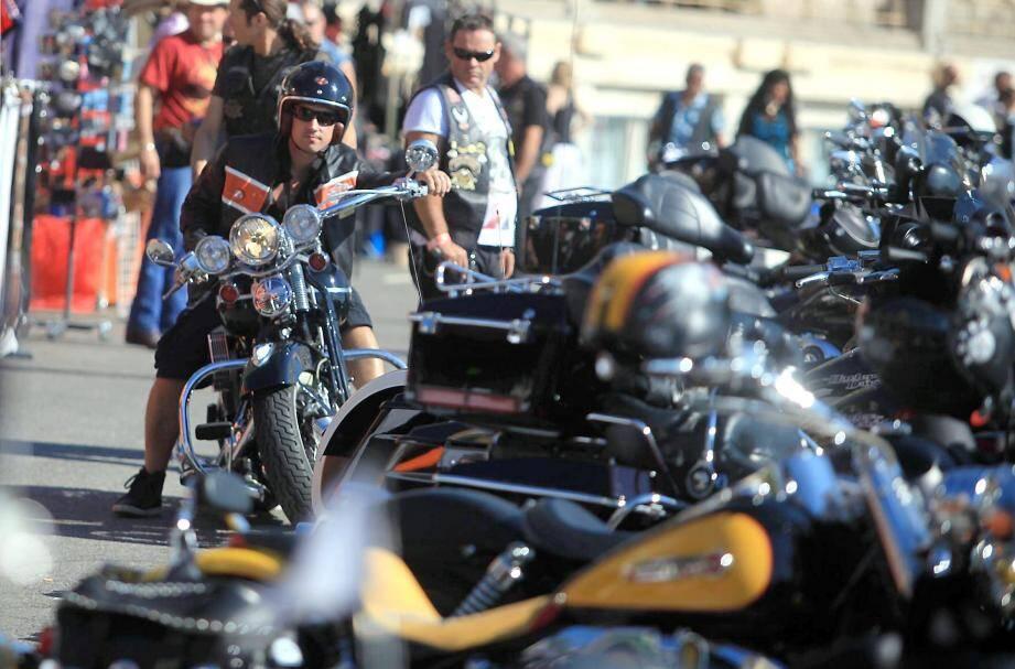 Le Harley Davidson Club Monaco fête son quart de siècle, samedi.
