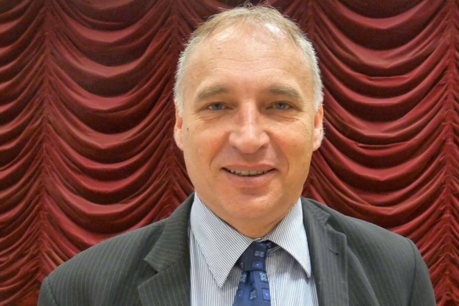 Jean-Paul David, nouveau conseiller régional de la majorité LR-UDI-Modem.