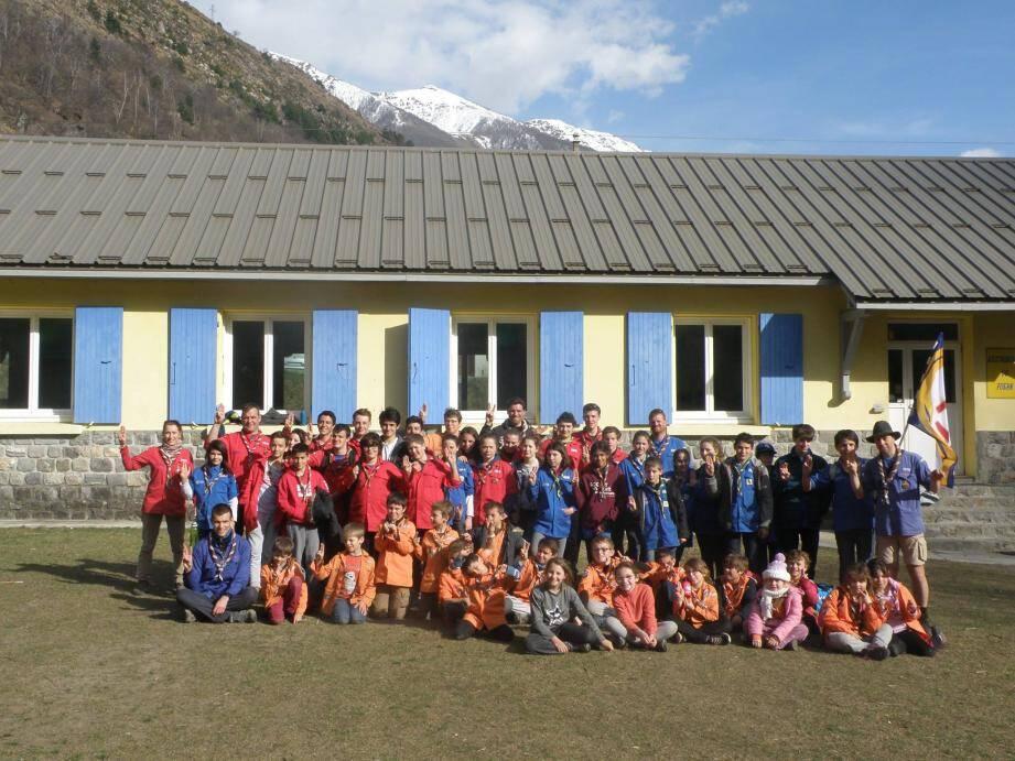 L'association «Scouts et Guides de France» est reconnue d'utilité publique.