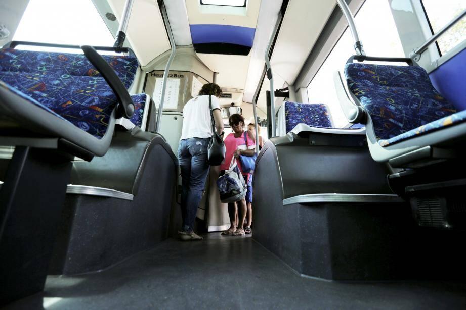 En remplacement des bus actuels, les nouveaux véhicules ultra-modernes, entreront en fonction dès ce lundi 4 septembre.