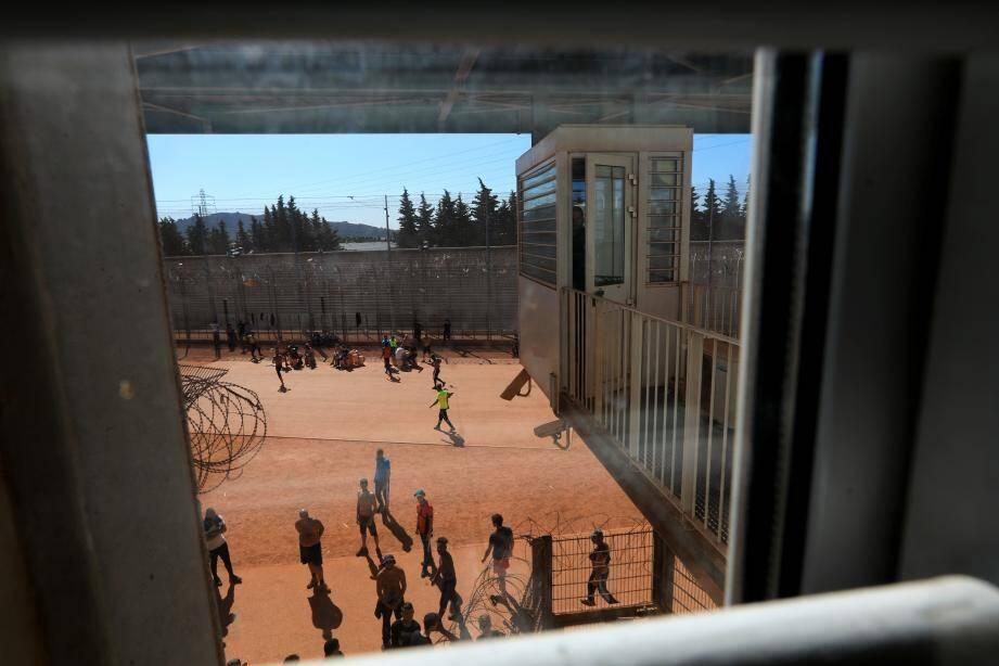 Prison de La Farlède.