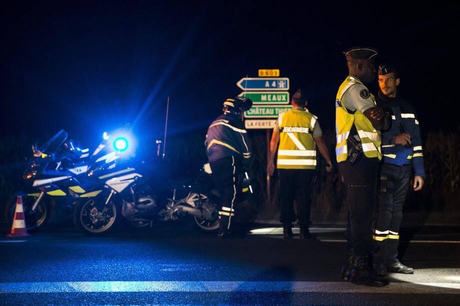 L'intervention des gendarmes à Sept-Sorts.