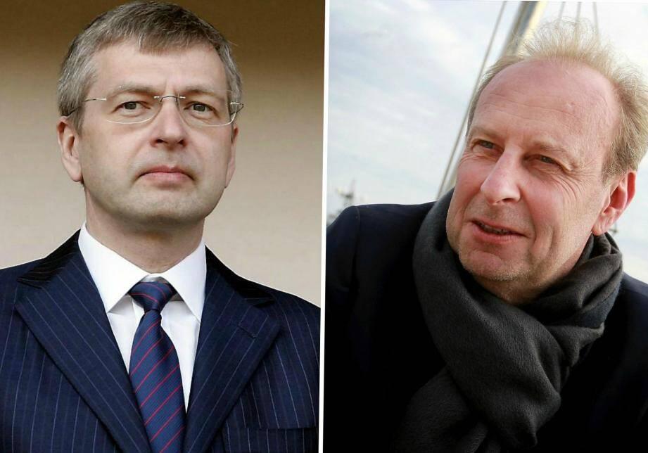 Dmitri Rybolovlev et Yves Bouvier sont en guerre sur le terrain judiciaire dans le cadre de deux affaires distinctes mais liées.