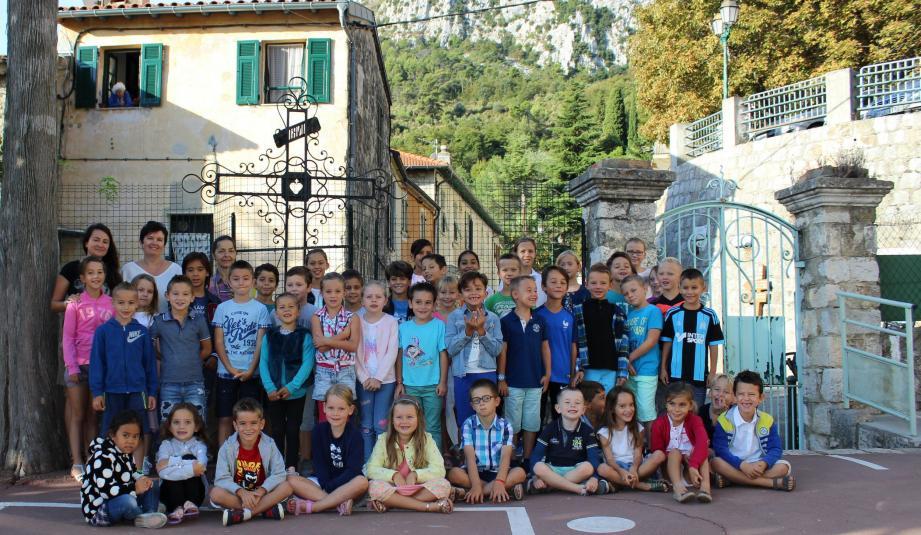 Ils seront 46, cette année, à l'école primaire du village.