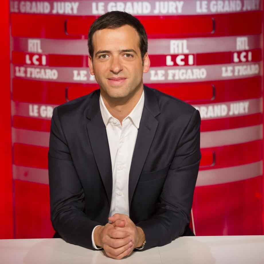 Pour la nouvelle saison de l'émission, le premier invité de Benjamin Sportouch, sera Muriel Pénicaud, ministre du Travail.
