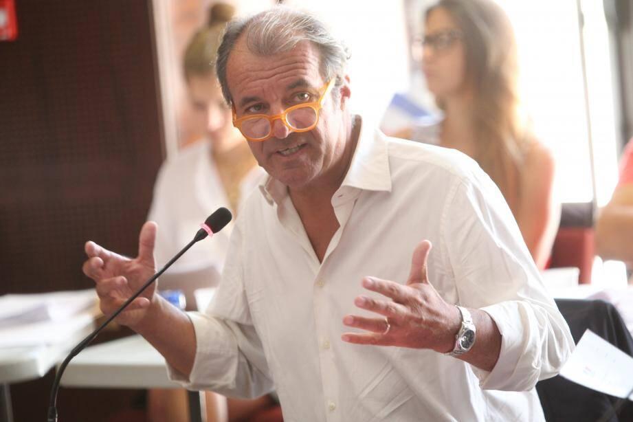 Luc Jousse.