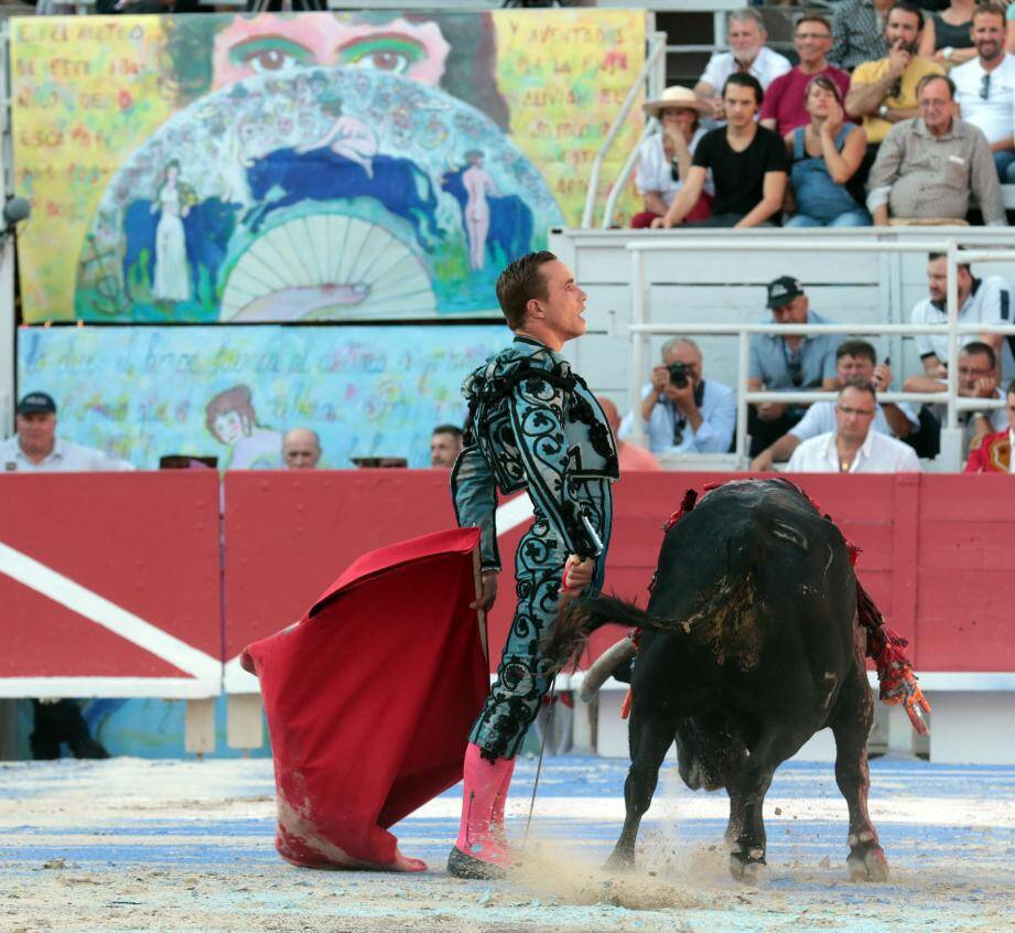 Juan Bautista sera de nouveau présent sur le sable arlésien pour la douzième corrida goyesque de la feria du Riz.