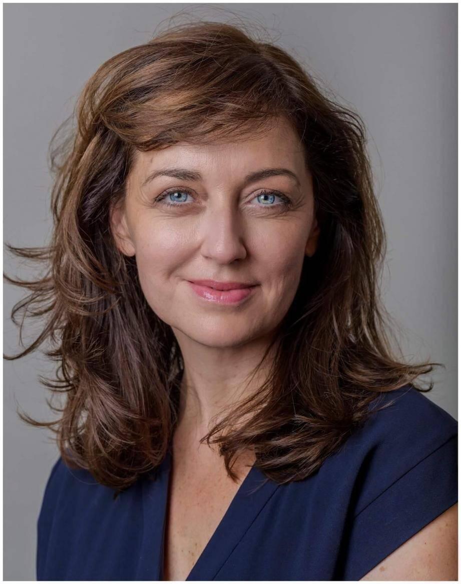 Florence Sandis vient évoquer son livre dédiée à la réussite des femmes le 18 septembre prochain, à Nice. (D.R.)