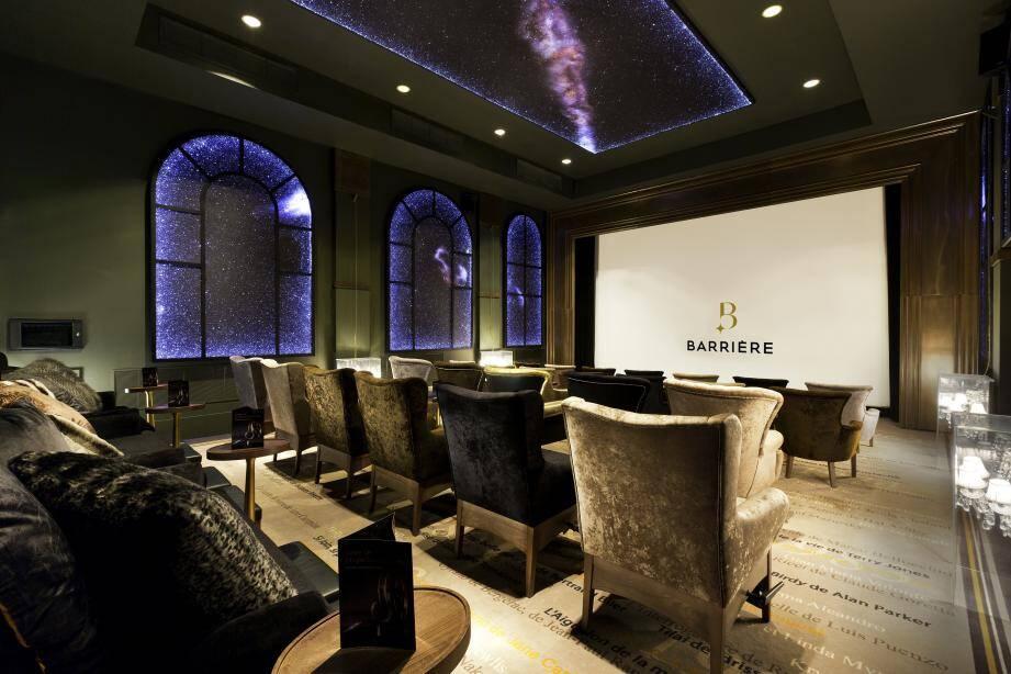 La cinémathèque « Diane » accueille dès demain soir le Barrière Ciné-Club. Et ce jusqu'au mois d'avril.(DR)