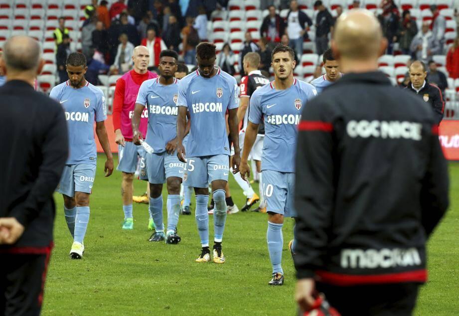 Après seize succès de rang en Ligue 1, les Monégasques sont tombés de haut face à leur pire ennemi. Maintenant, Leipzig…