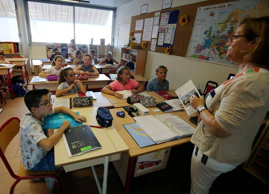 Mathématiques et anglais vont évoluer dans leur approche cette année.