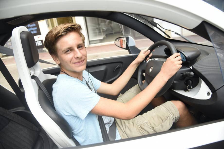 « J'ai bien compris à quel point être au volant est une responsabilité pour moi. Et pour celui ou celle que je serais - éventuellement ! - amené à transporter. »