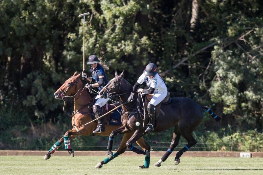 Les cavaliers et leurs montures vont maintenant prendre la direction de l'Amérique du Sud.