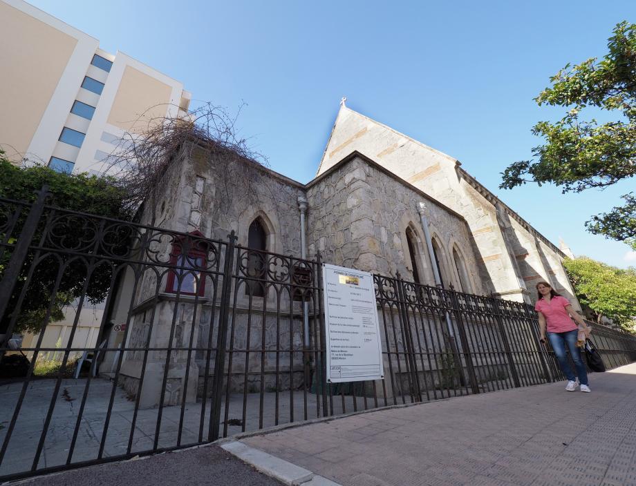 Fermée depuis des années car elle menaçait de s'effondrer, l'église Saint John's Church va être réhabilitée. L'avenue Carnot va retrouver de sa superbe.