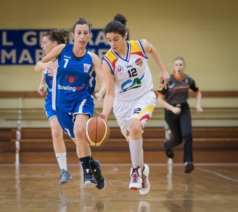 Chahwan et les Roquebrunoises iront se confronter à Monaco Basket Association.