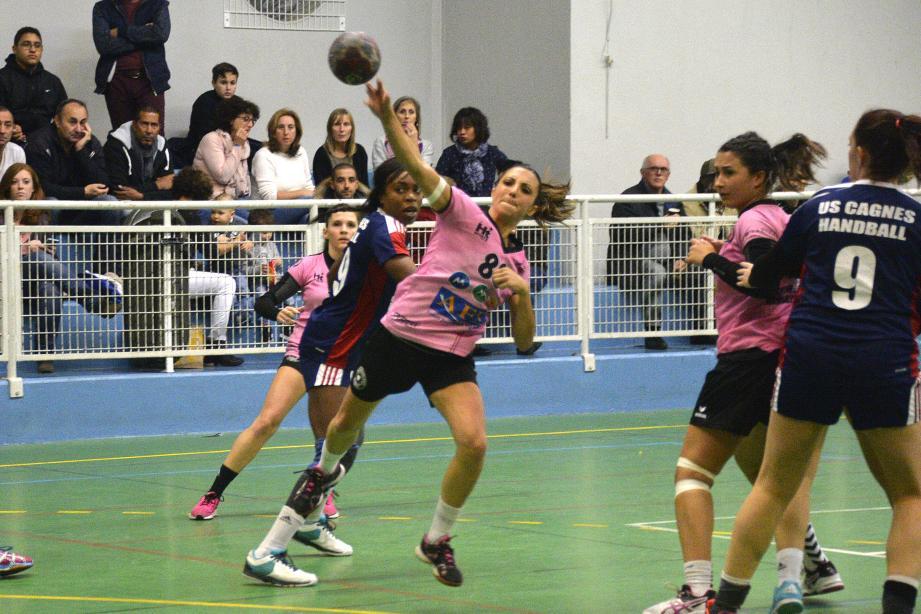 Les filles démarrent la saison avec la réception de Clermont Salagou dimanche à 16 heures au gymnase Tocqueville.