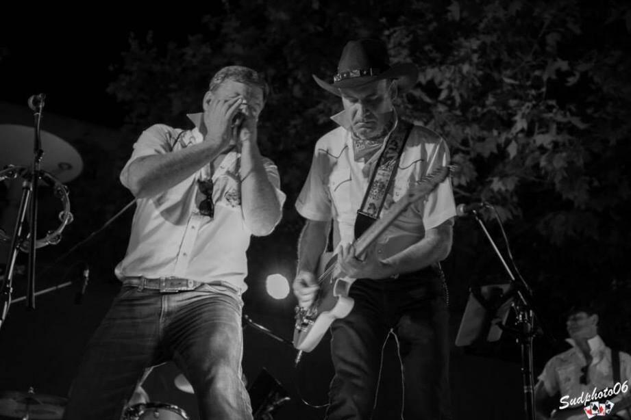 Le groupe Lone Redneck assurera l'animation musicale de cette journée Rock'n'roll.(DR)