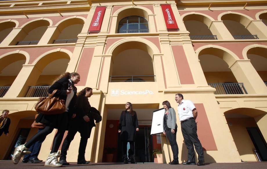 L'institution Sciences Po s'ouvre pour la première fois au public des Journées européennes du Patrimoine.(Archive photo N.-M.)