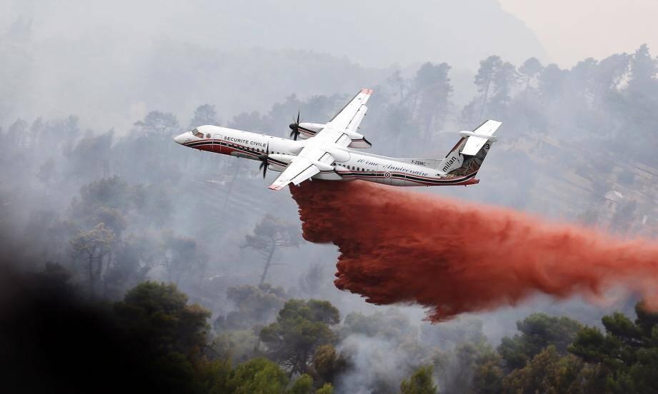 Quel rôle pour l'Europe dans la lutte contre les incendies en PACA.