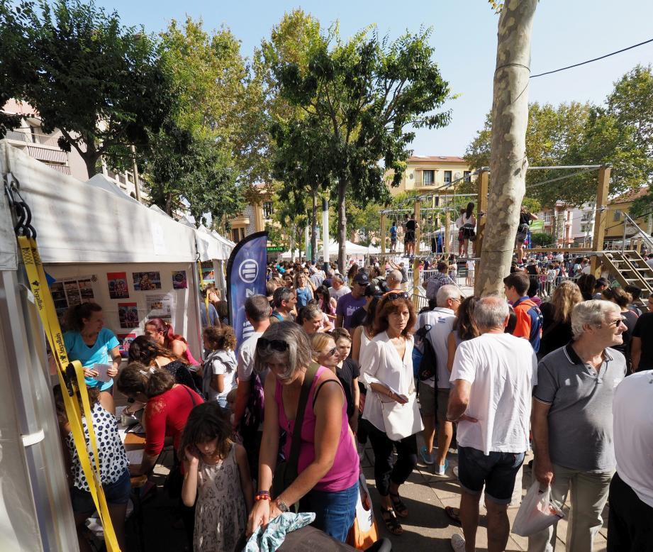 Après le forum du sport à Cagnes le week-end dernier, place aux associations.
