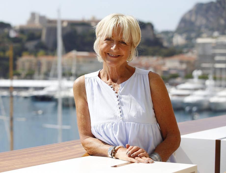 La présidente et fondatrice des Enfants de Frankie, Francien Giraudi, ne cache pas son émotion à l'idée de partager le gâteau des 20 ans avec les enfants et le souverain.