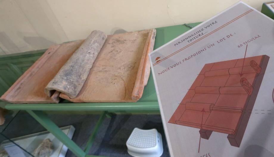 Des explications faciles à lire au magasin de matériaux du 1er siècle.