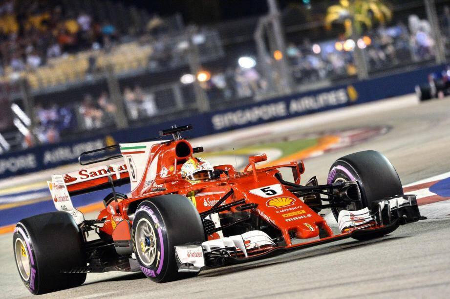 Vettel partira avec un sérieux avantage.