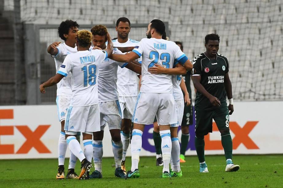 Le succès en Ligue Europa contre Konyaspor demande confirmation aujourd'hui à Amiens.