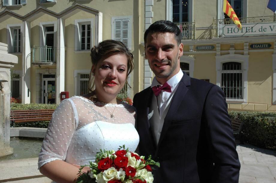 M. et Mme Bordonnaro.