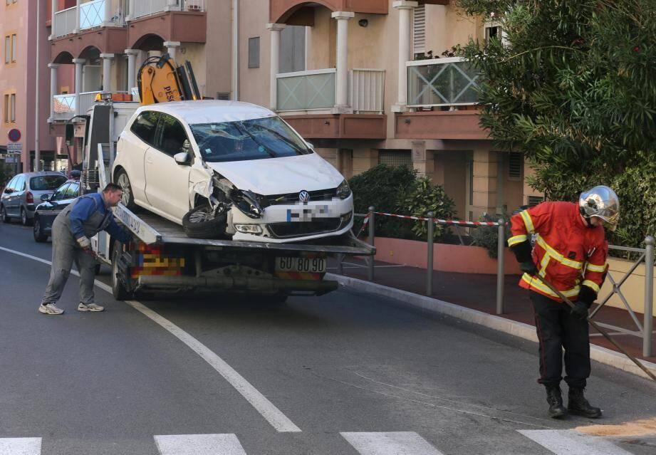 Les causes de l'accident restent mystérieuses.