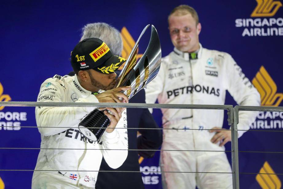 Lewis Hamilton : une victoire qui rapporte gros.