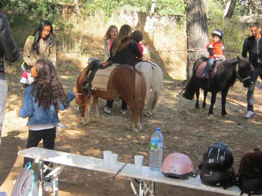 Equidrive Kid's » permet d'initier les jeunes enfants à l'équitation de manière ludique.