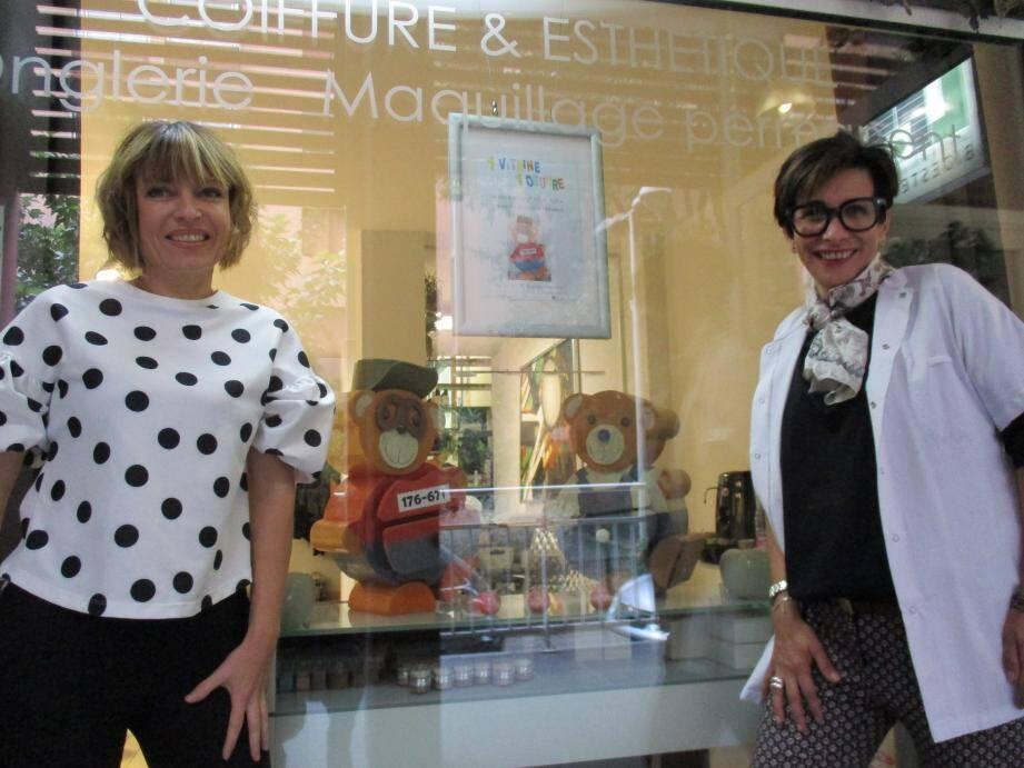 L'association Léon'Art souhaite mettre en valeur les talents de créateurs en vitrine.