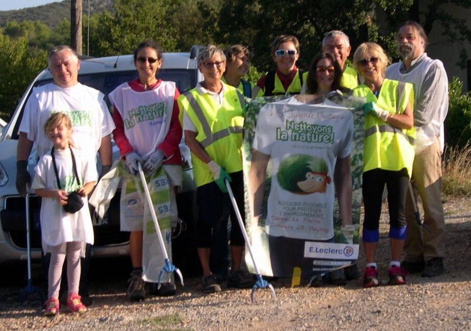 Les bénévoles ont rendez-vous les 23 et 24 septembre.