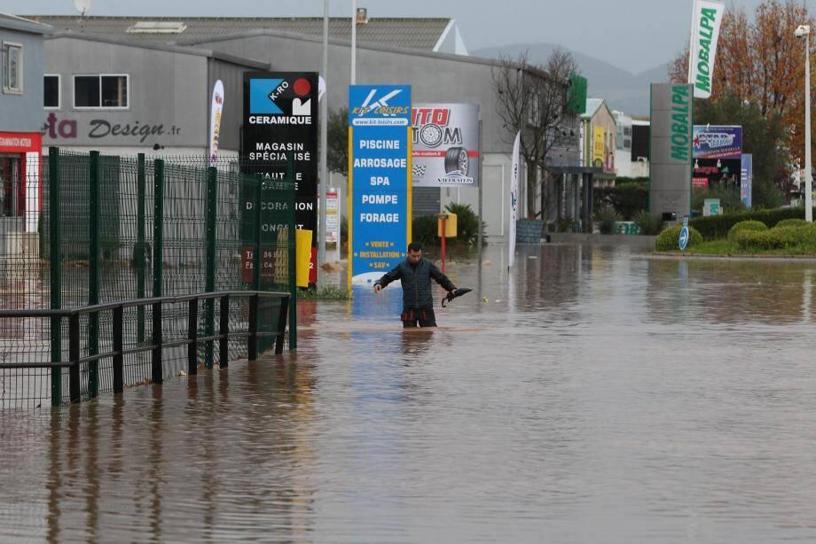 Les Varois doivent acquérir la culture du risque inondation pour mieux se protéger.