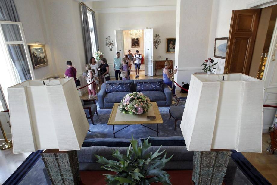 Les appartements du Palais princier, le bureau du ministre d'État ou la grotte de l'Observatoire en visite guidée, Monaco ouvre son patrimoine public et caché ce dimanche.