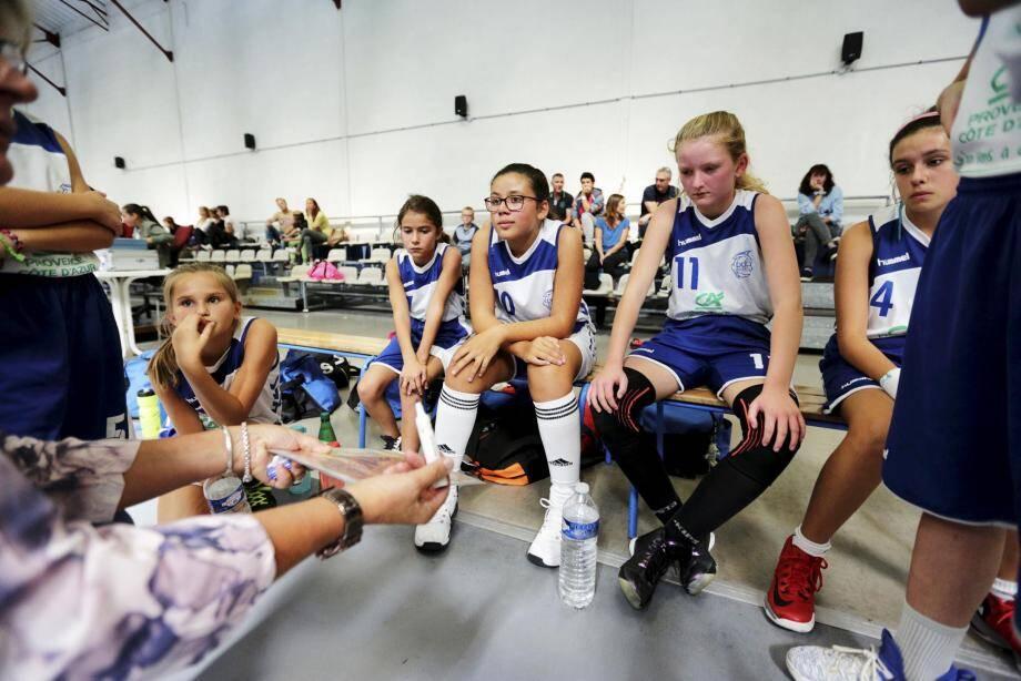 Une première journée de championnat compliquée pour les couleurs du DUC notamment chez les jeunes.
