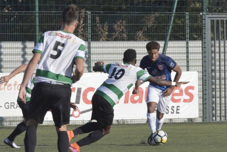 Les Grassois ont envie de réussir un truc cet après-midi à La Turbie face à l'AS Monaco.