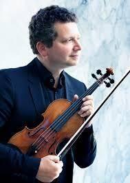 Le violoniste Dmitri Makhtin et le violoncelliste Alexander Kniazev. Deux solistes magnifiques.