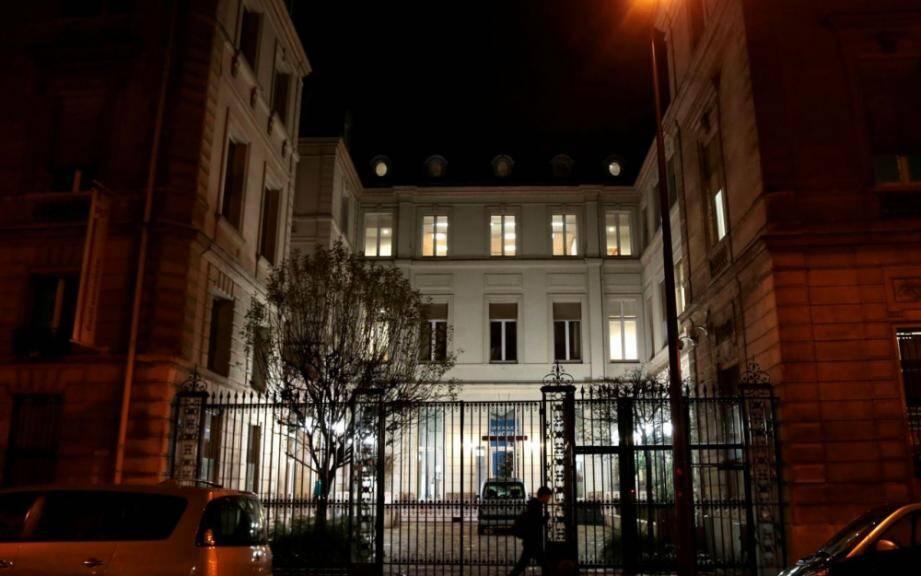 Le siège historique du PS, rue de Solférino à Paris.