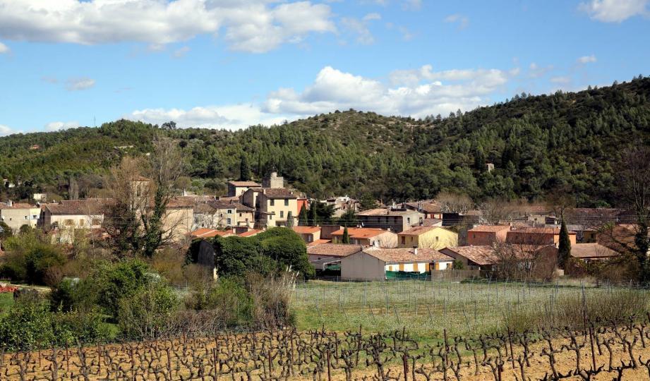 """Le village de Correns s'est """"converti"""" au bio il y a 20 ans."""