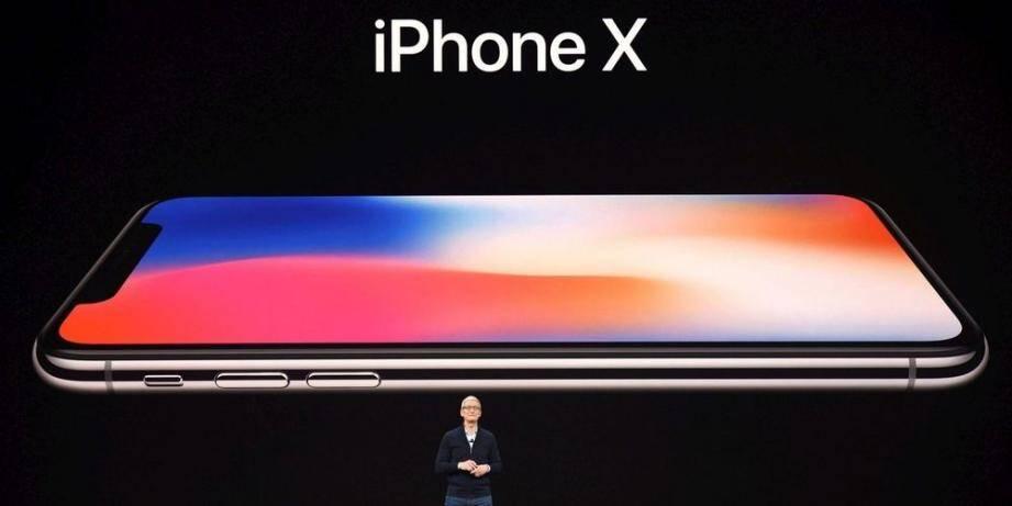 A 1.200 euros pour la version 256 Go, Apple se positionne sur le marché haut de gamme.