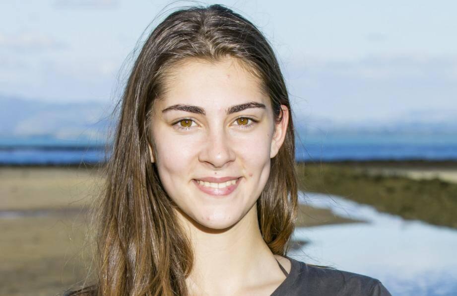 À 21 ans, l'étudiante en marketing et communication est partie sur l'île des aventuriers de TF1.