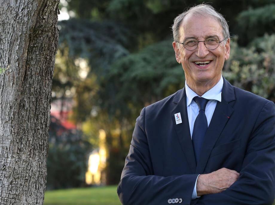 Denis Masseglia est certain que Paris-2024 sera un succès.