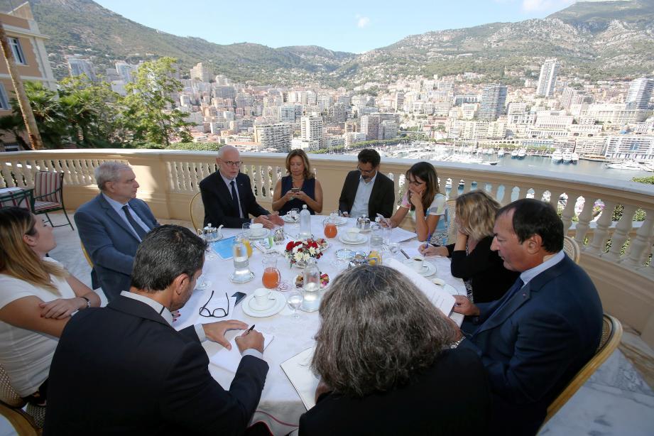 «L'État ne prendra aucune mesure d'économie pour gérer la crise Apolline», assure Serge Telle.