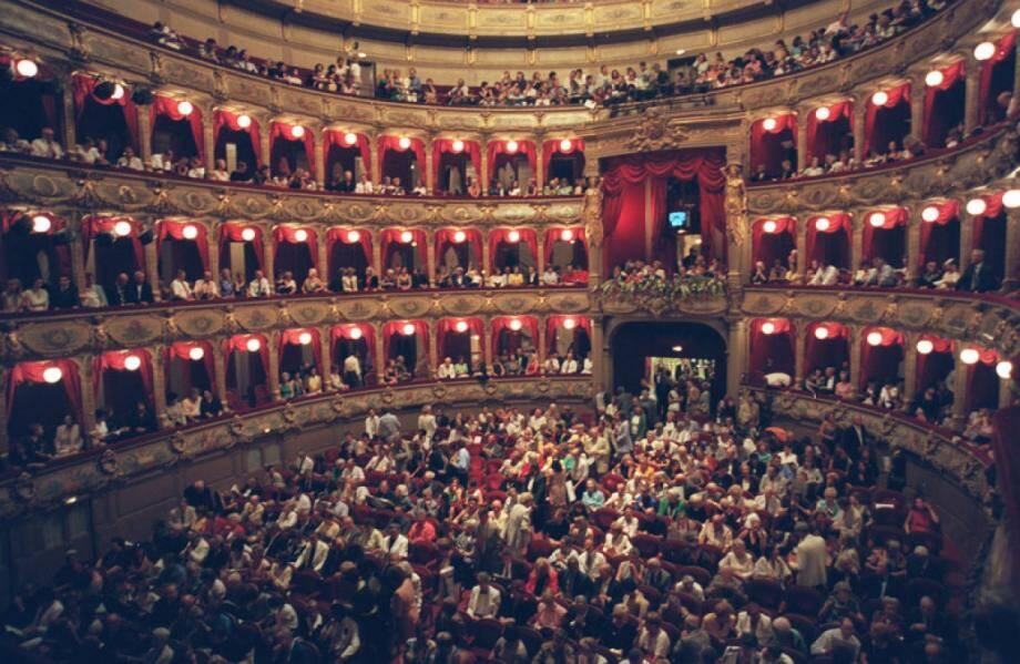 L' opéra de Nice