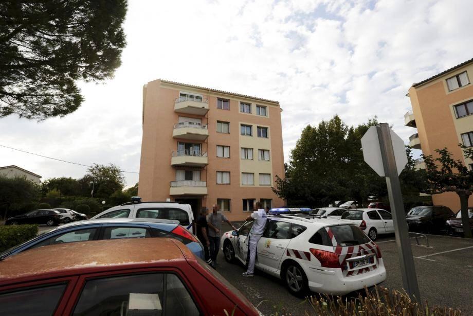 Une expulsion a mal tourné dans le quartier Billette, à Draguignan.