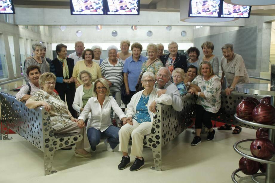 Le bowling était au cœur des préoccupations des seniors de la commune. (DR)